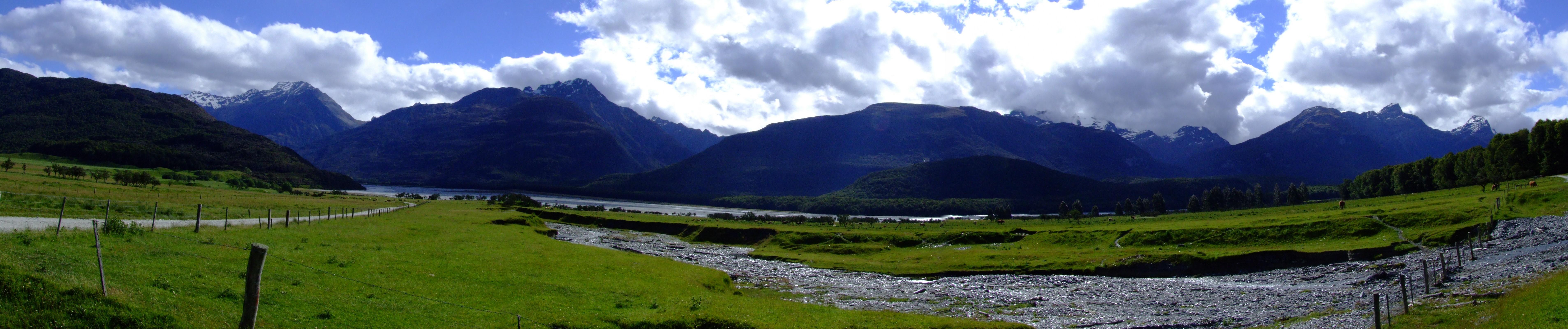 Pano Granorki, New Zealand